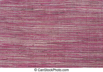 Background and texture burgundy fabric. Close up