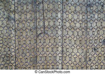 vintage chain mesh