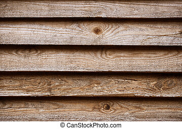 Background and wallpaper or texture of a wooden wall board.