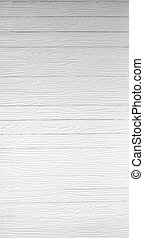 Artificial wood wall white color - Background Artificial ...