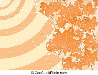 Background autumn