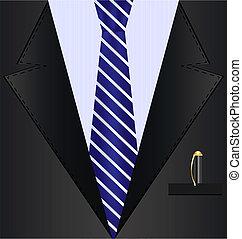 background black suit - background fantasy: black suit with ...
