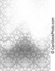 Background blur, ornament backdrop gray, gradient mesh
