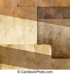 background card brown tones - geometric background paper...