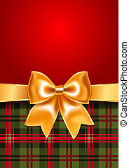 Background - Card, vector illustration, 10eps - Merry...