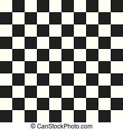 Background cell chessboard - Seamless neutral background...