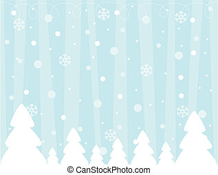 background christmas winter