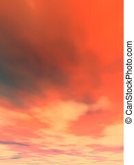 background clouds 6