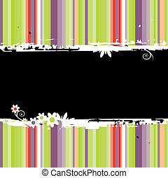 Background colorful seamless. Place your text here.