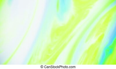 Background created by water-based paints