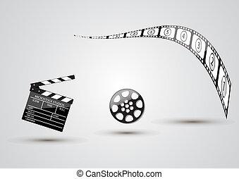 Background film