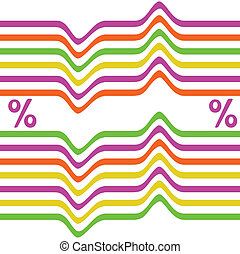 background-fluctuations-in-interest - Vector Background -...