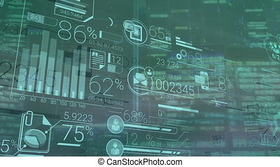 Background For Businesses And Presentations - Abstract...