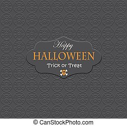 Background for Halloween Party Night.