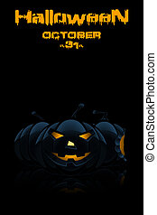 Background for Halloween Party