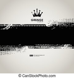 background for poster in grunge minimalism style. Grunge...