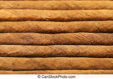 background from cigars