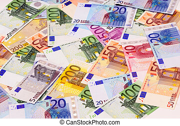 euro - background from euro