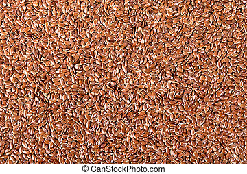 flax seeds  - Background from flax seeds for your design