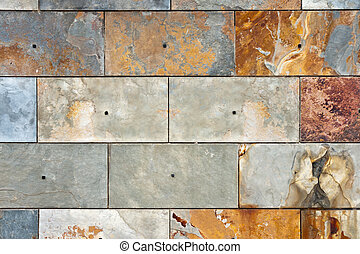 Background from grungy stone wall