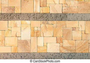 Background from Natural Stone