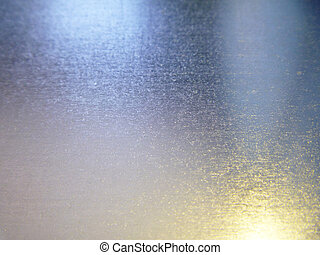 Background from steel sheet