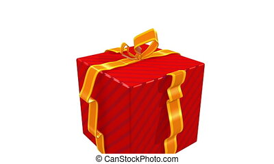 Background Gift Opening , alpha - Perfect background for...