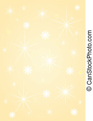 Background gold and white