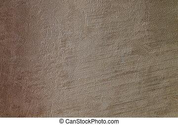 Background gray plaster