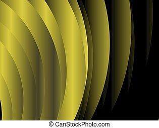 Background green dark abstract