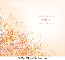 Background, greeting card