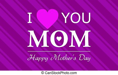 Background happy mother day style