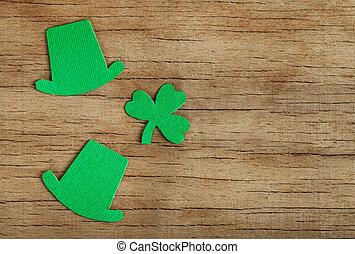 Background Happy St. Patricks day