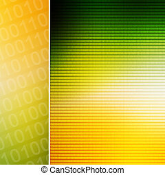 Background - High tech abstract background