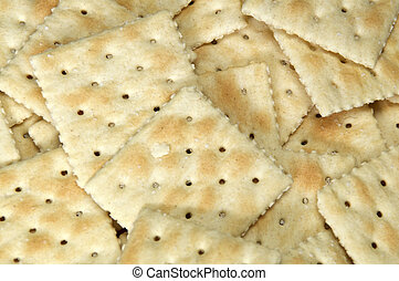 background image of saltine crackers