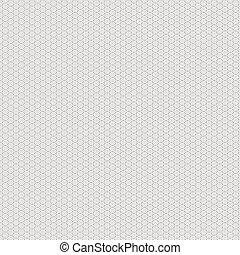 Background image of seamless round pattern.