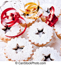 Sweet Mince Pies - Background image of Sweet Mince Pies and ...