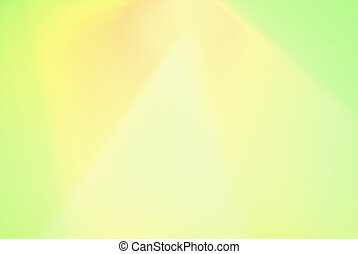 Background in green, yellow colors
