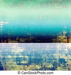 Background in grunge style. With different color patterns: ...