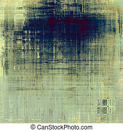 Background in grunge style. With different color patterns: yellow (beige); blue; purple (violet); gray