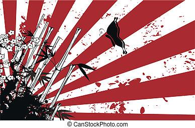 background japanese 9