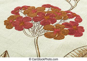 background luxury cloth or wavy folds of grunge silk texture satin velvet