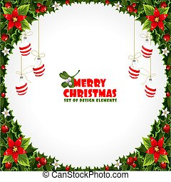 background Merry Christmas