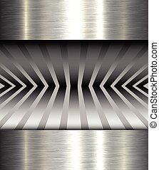 Background metal texture