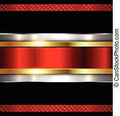 Background metallic, shiny metal texture - Background...