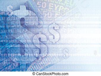 Background money concept.