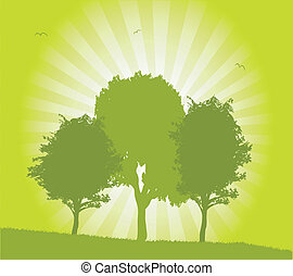 Background - nature