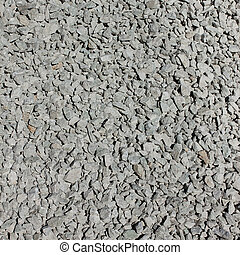 Background of a gravel stone