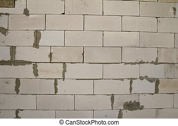 background of a white brick wall