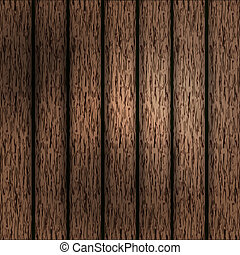 Background of a wooden board